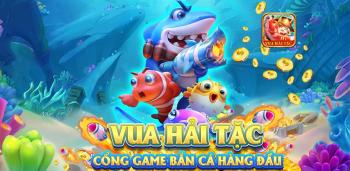 Vua Hải Tặc game bắn cá